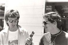 Senna y Harrison