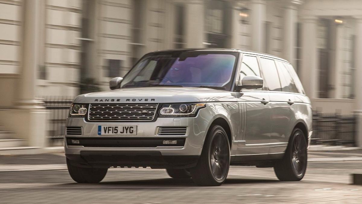 Los SUV más caros: Range Rover Autobiography (II)