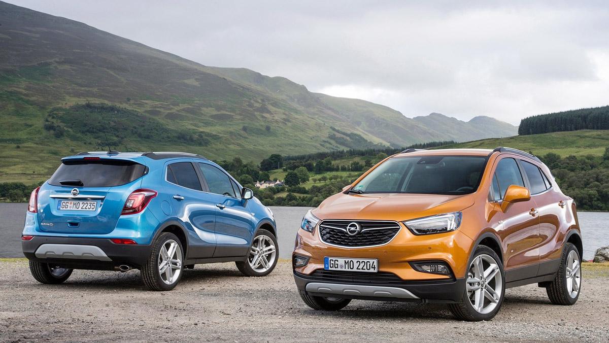 Todos los rivales del Dacia Duster 2017 - Opel Mokka X
