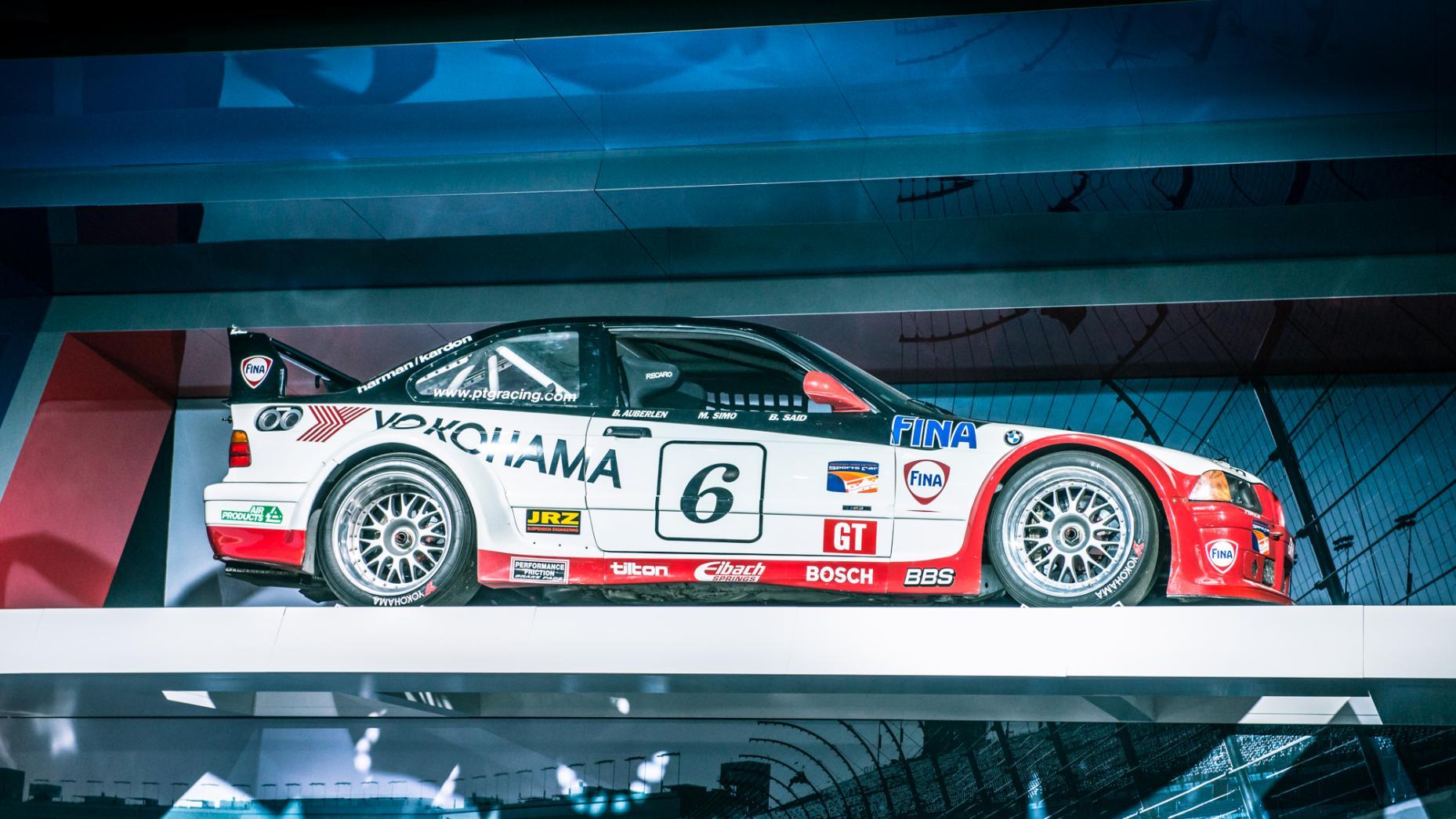 BMW E36 de carreras