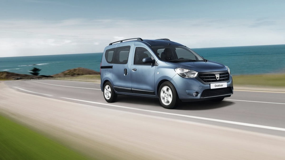 Coches nuevos por 10.000 euros: Dacia Dokker (II)