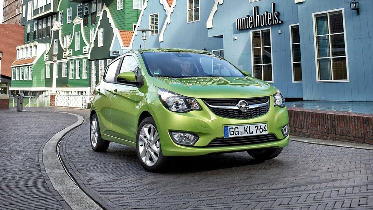 Coches nuevos por 10.000 euros: Opel Karl (II)