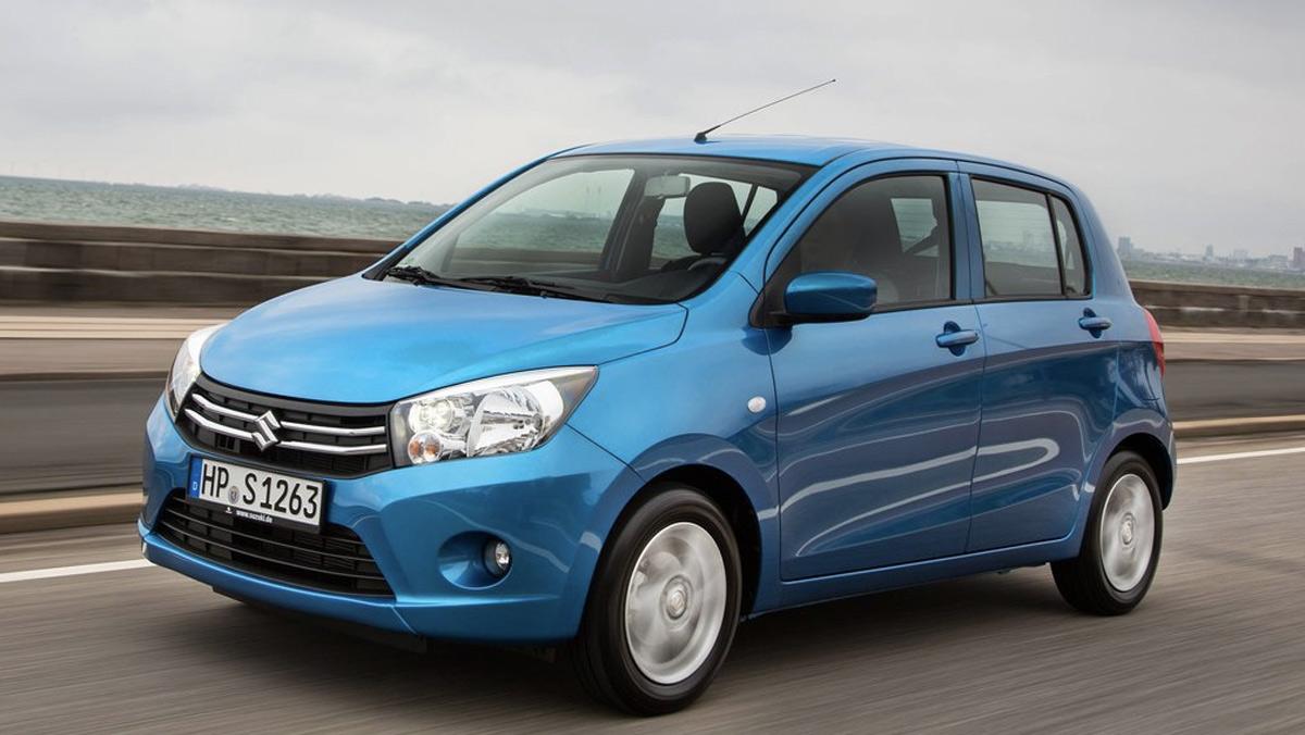 Coches nuevos por 10.000 euros: Suzuki Celerio (II)