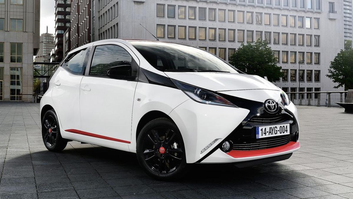 Coches nuevos por 10.000 euros: Toyota Aygo (II)
