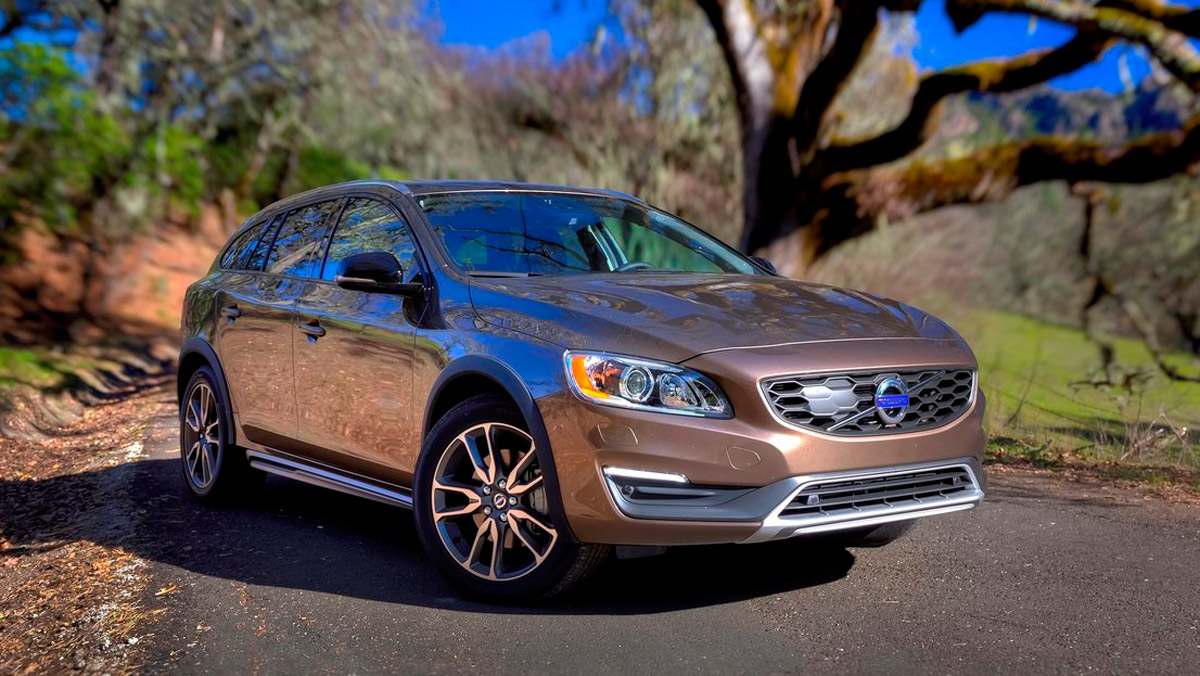 Coches que no salen de la gasolinera: Volvo V60 Cross Country T5 (II)