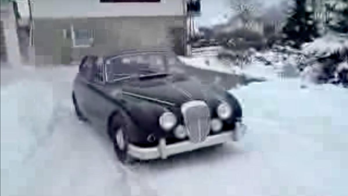 Coches siniestros: Jaguar MK II