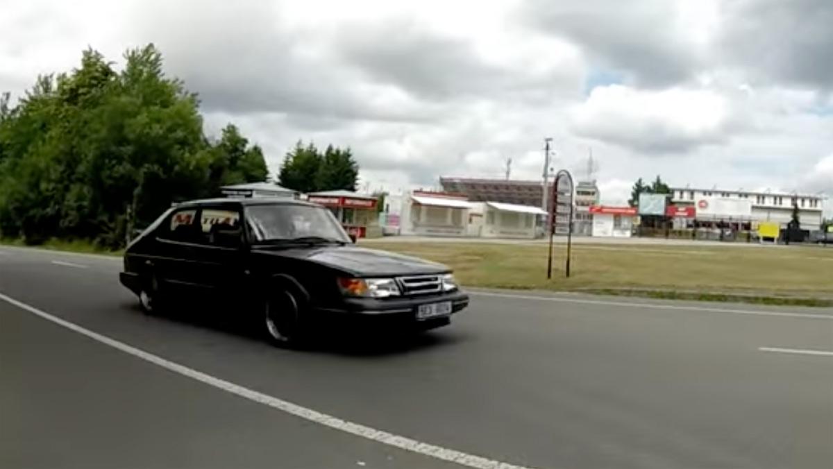 Coches siniestros: Saab 900 Turbo