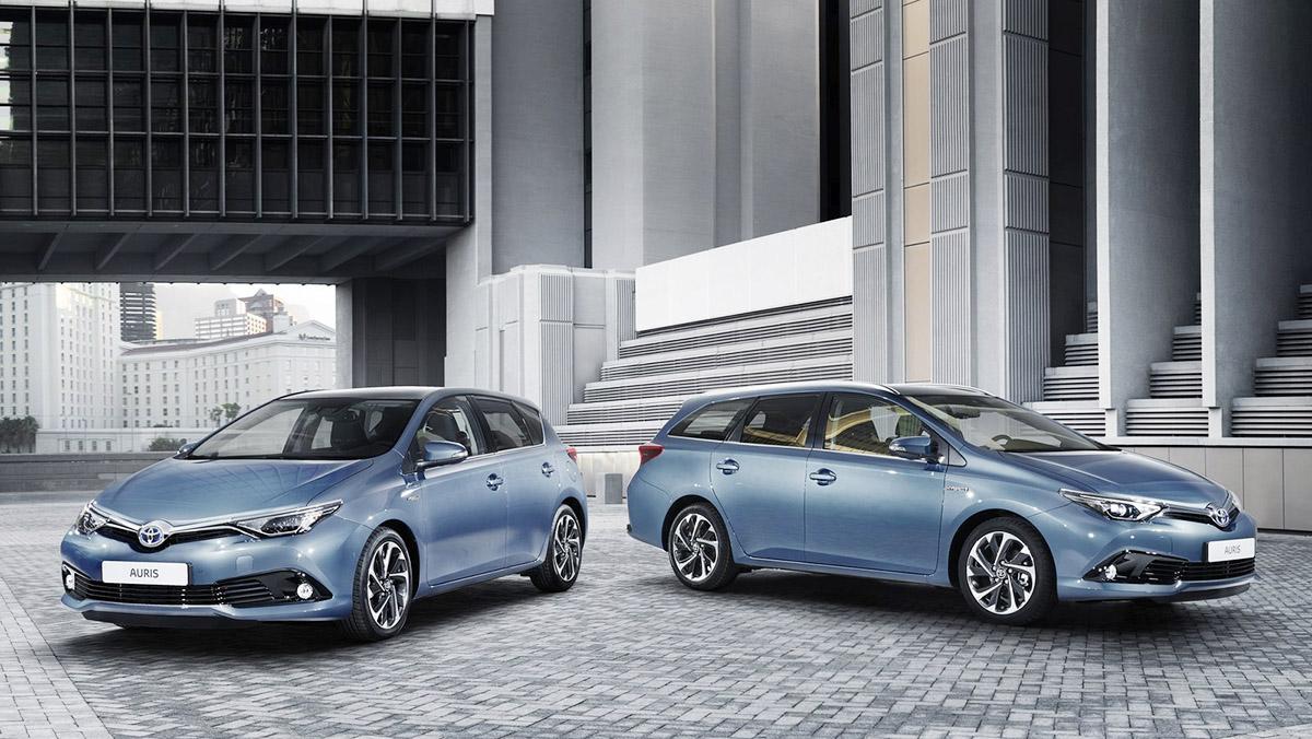 ¿Híbridos Hyundai o Toyota? Toyota Auris Hybrid