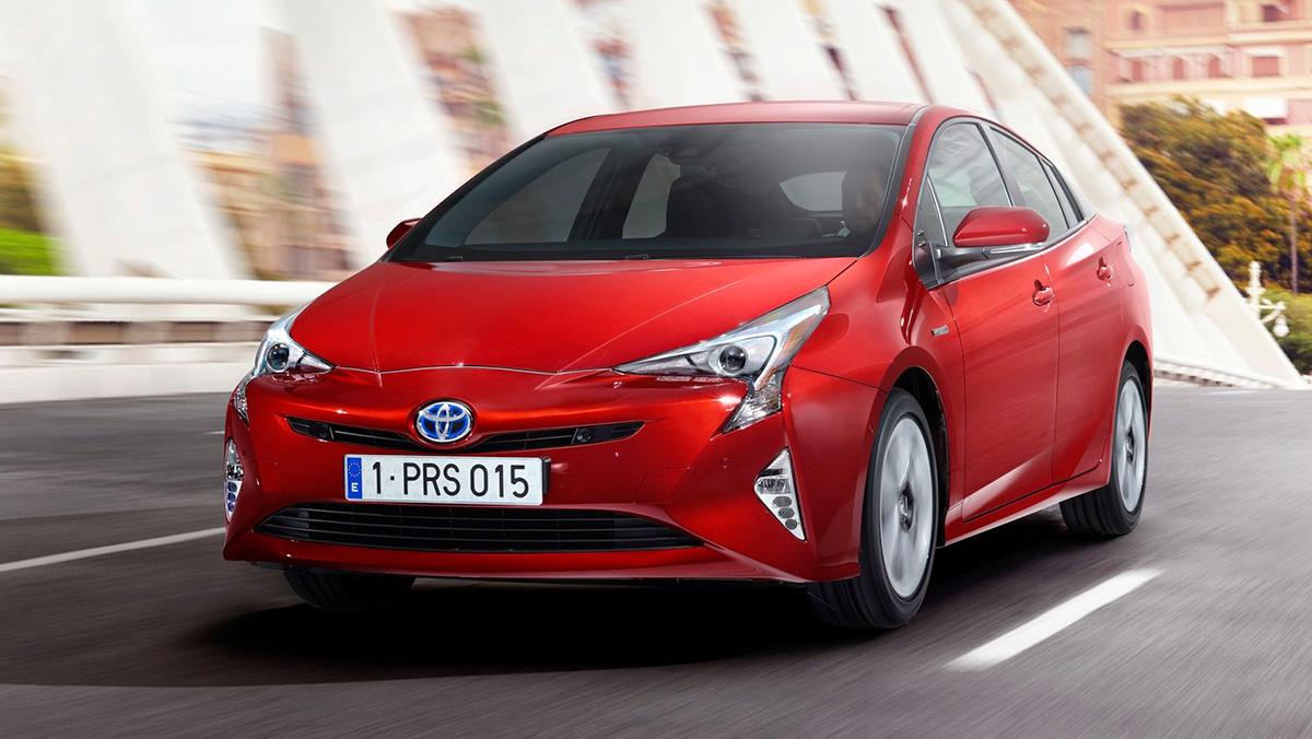 ¿Híbridos Hyundai o Toyota? Toyota Prius