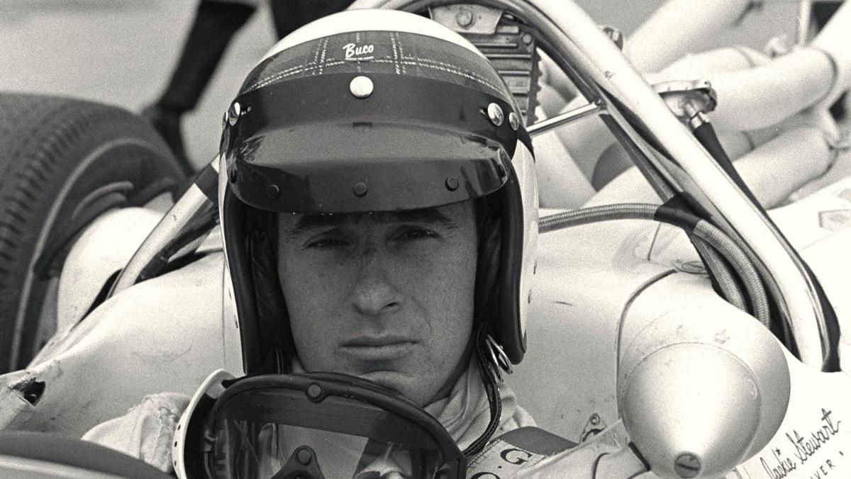 JACKIE STEWART EN LA F1