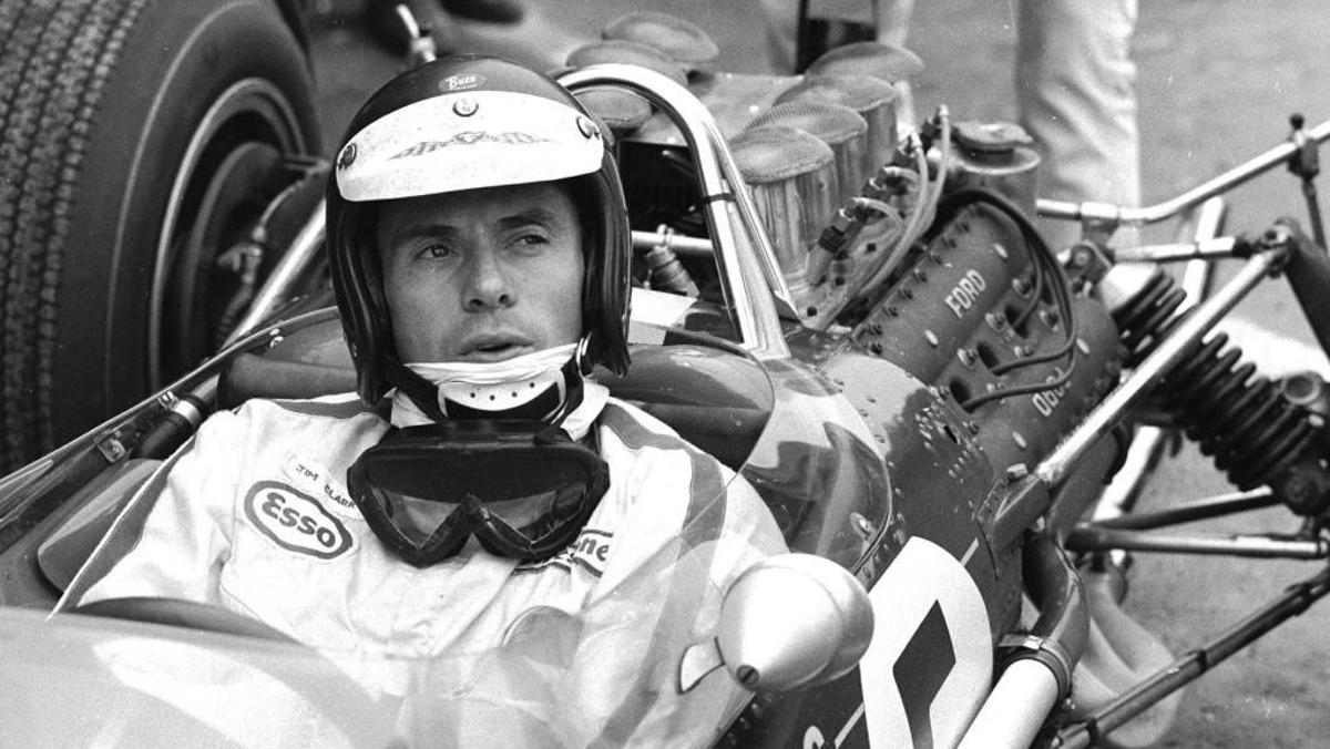 JIM CLARK EN F1