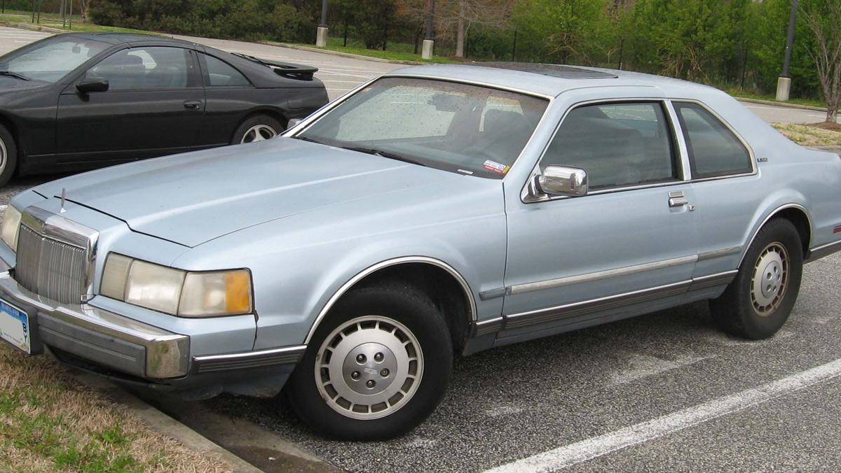 Lincoln MK VIII (II)