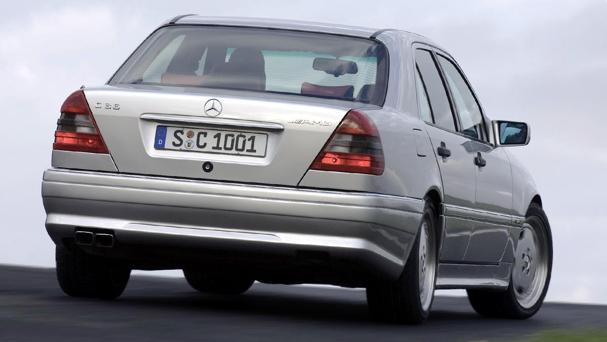 Los mejores AMG de la Historia - Mercedes C36 AMG