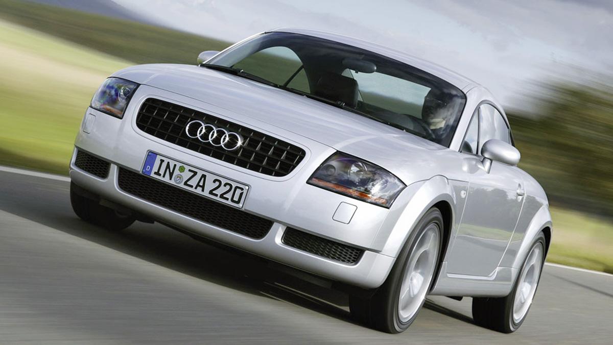 Los mejores Audi de la Historia - Audi TT