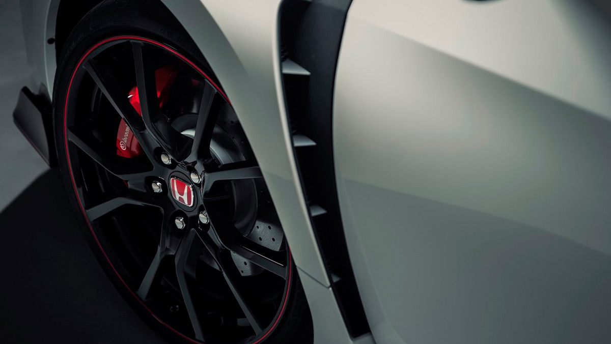 Mejores compactos 2017: Honda Civic Type-R (II)