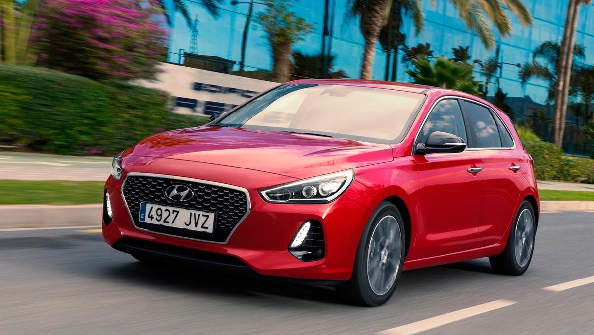 Mejores compactos 2017: Hyundai i30 (II)