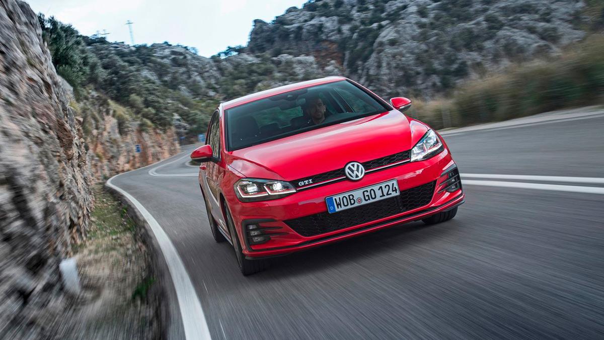 Mejores compactos 2017: Volkswagen Golf GTI (II)