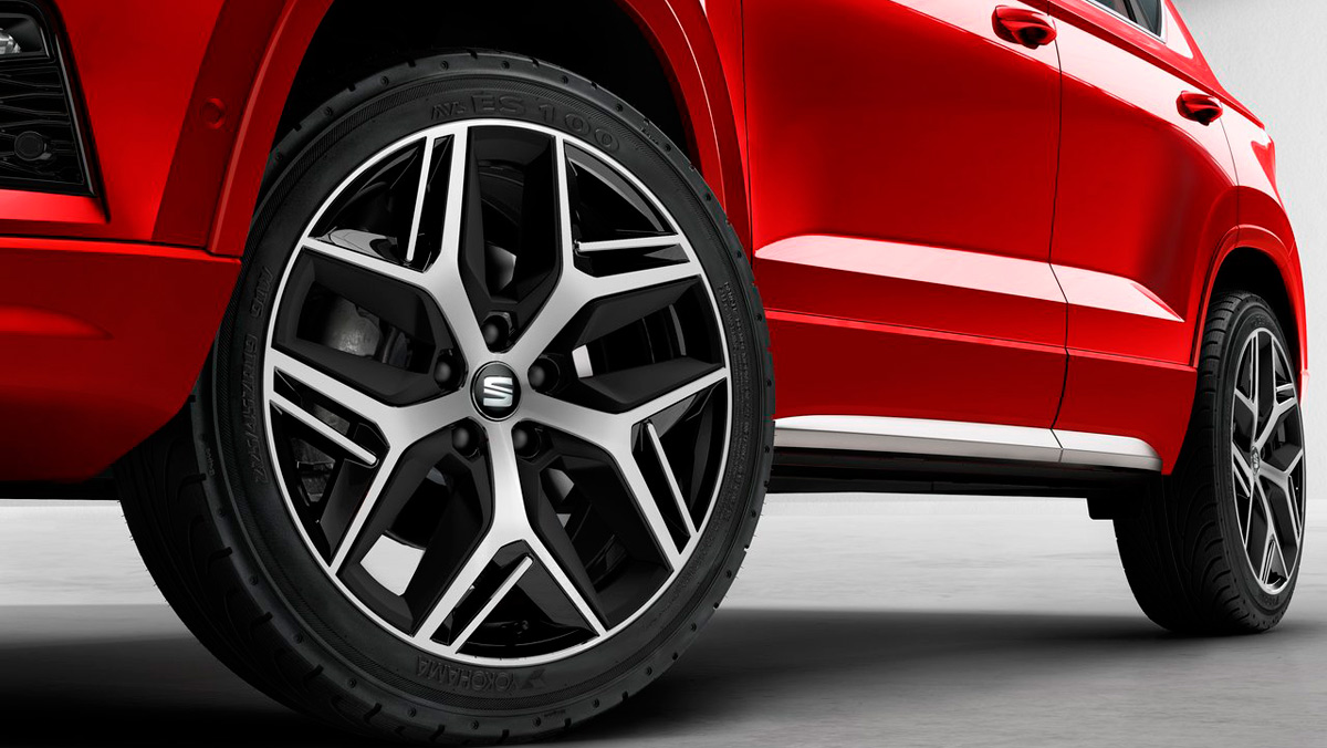 Rivales del Audi Q3: Seat Ateca (II)