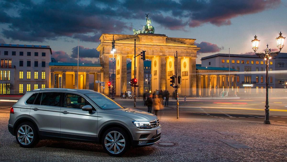 Rivales del Audi Q3: VW Tiguan (II)