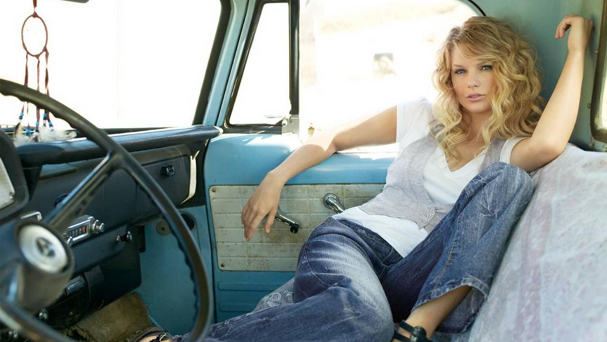 Taylor, amante de los clásicos americanos