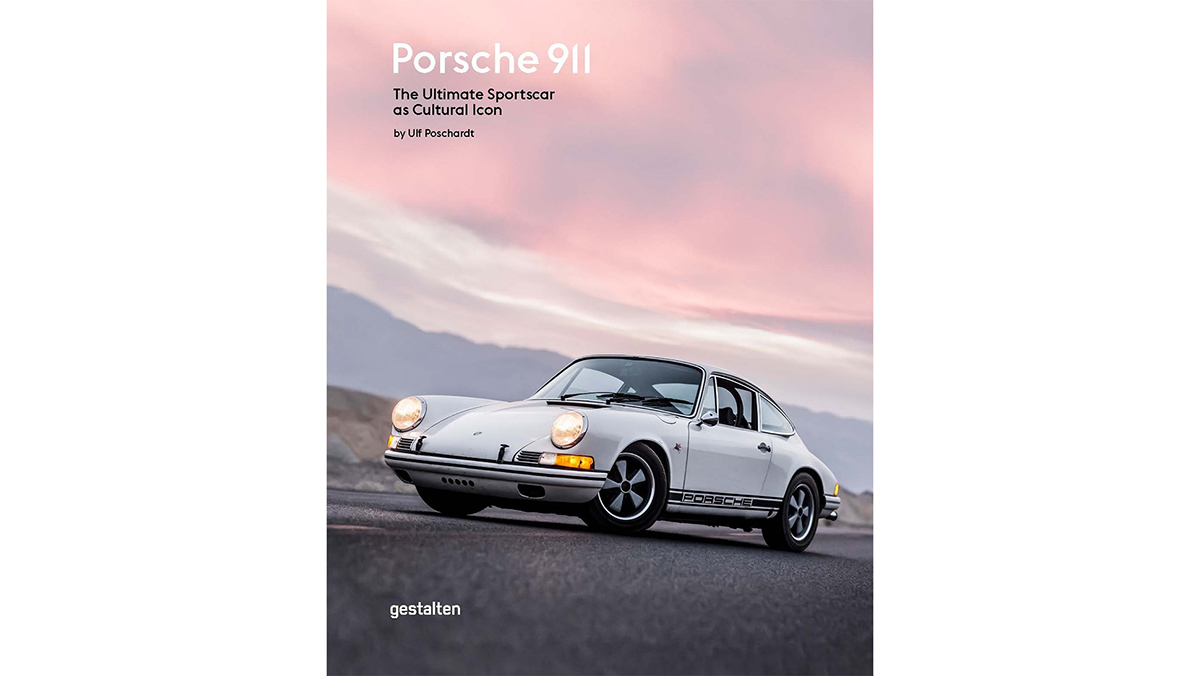 Los 10 mejores regalos para fanáticos de Porsche - Libro Porsche 911: the ultimate sports car as cultural icon