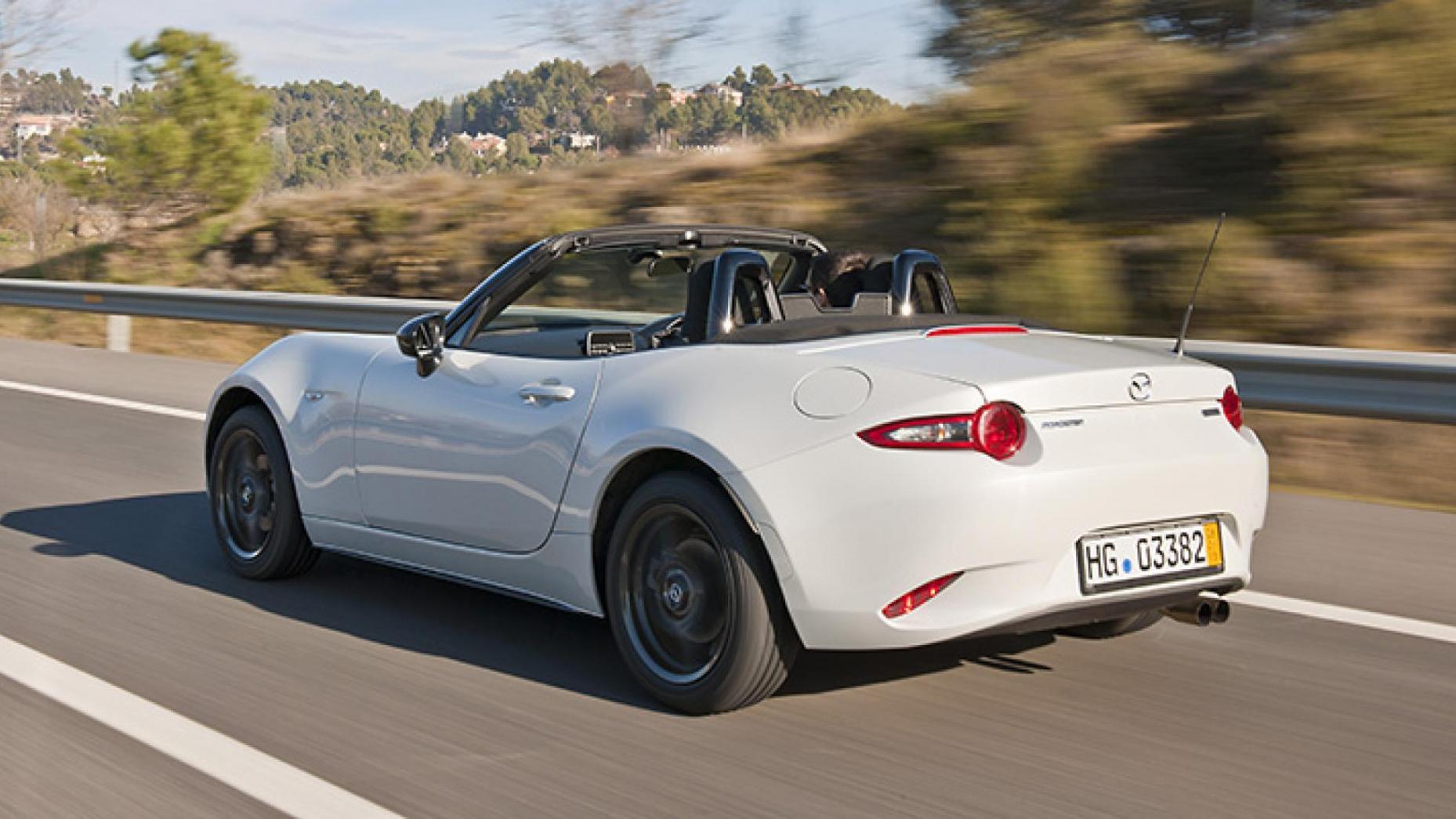 Mejores descapotables: Mazda MX-5 (I)