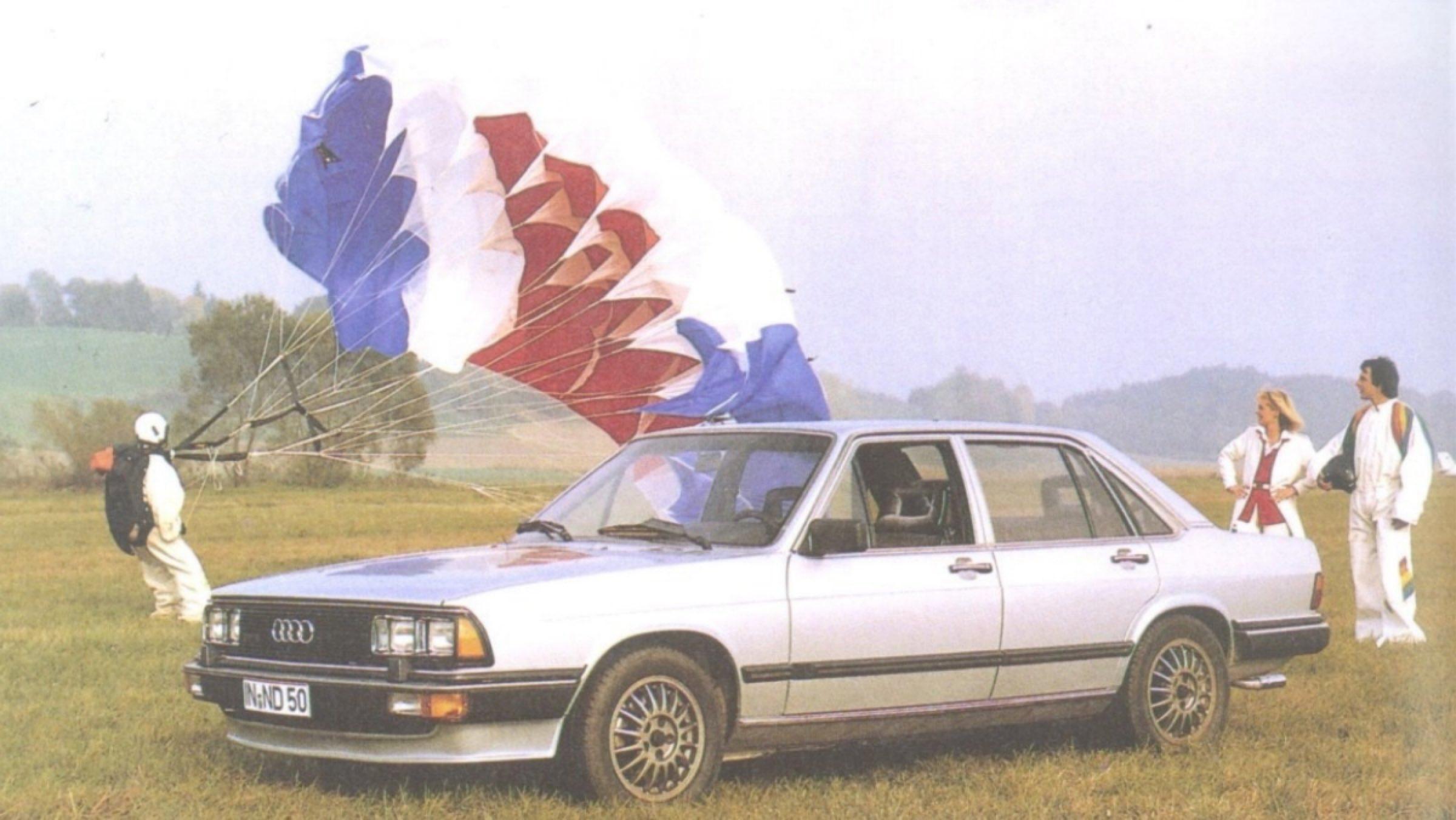 Audi 200 KKM 1979