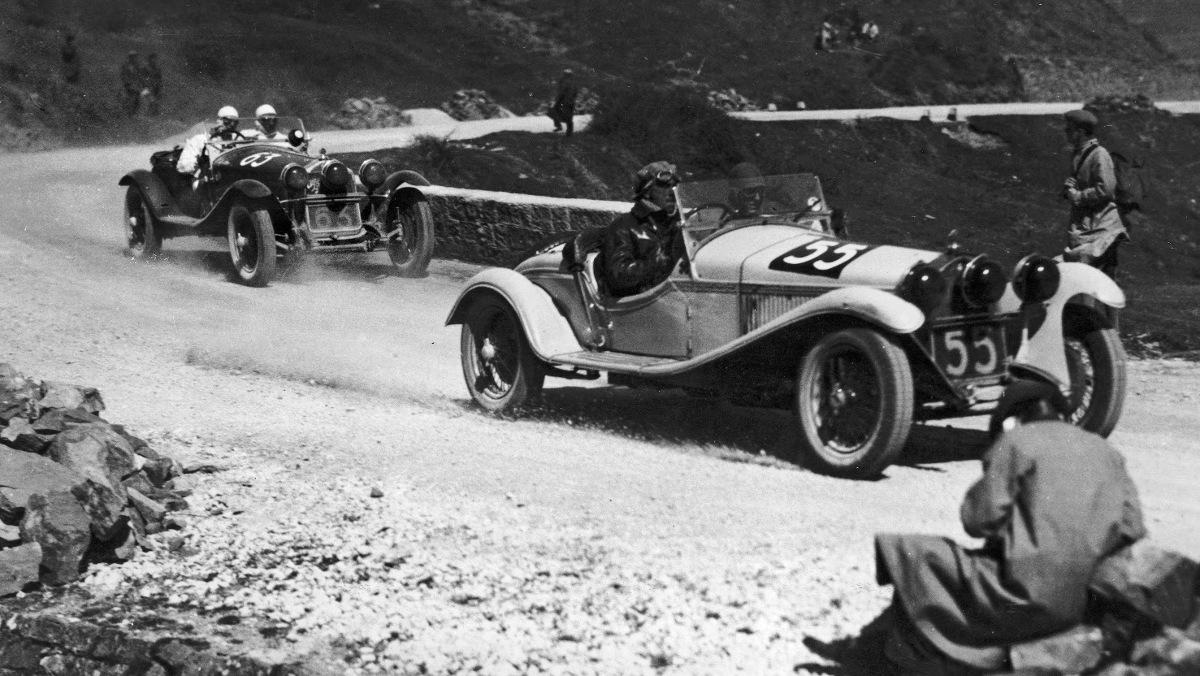 La Mille Miglia, leyenda, pasión e historia automovilísticas