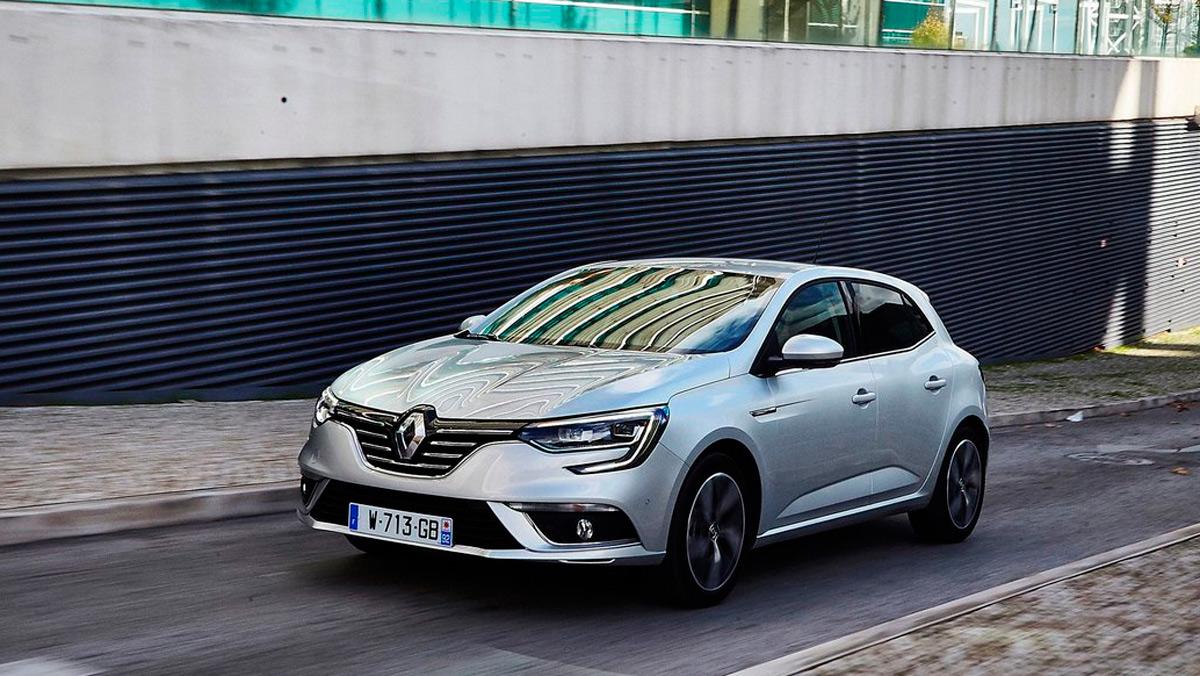 Coches mejores con motor diésel: Renault Mégane (II)