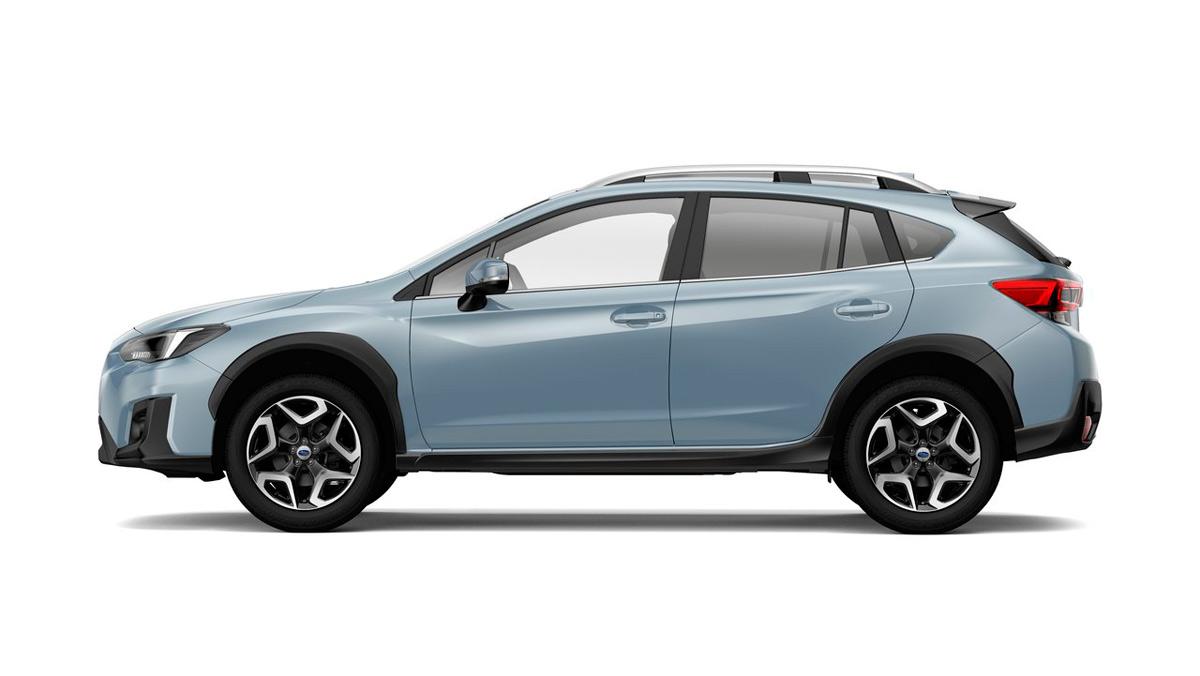 Coches mejores con motor diésel: Subaru XV (II)