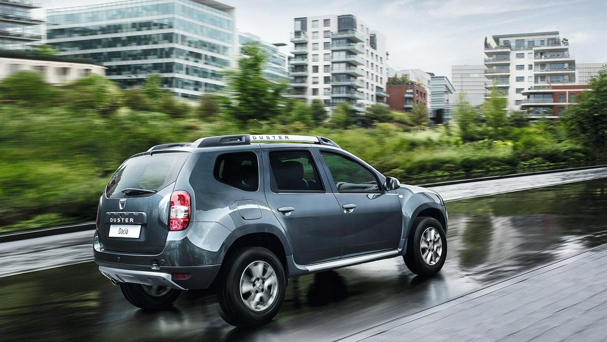 5 coches nuevos por menos de 10.000 euros - Dacia Duster