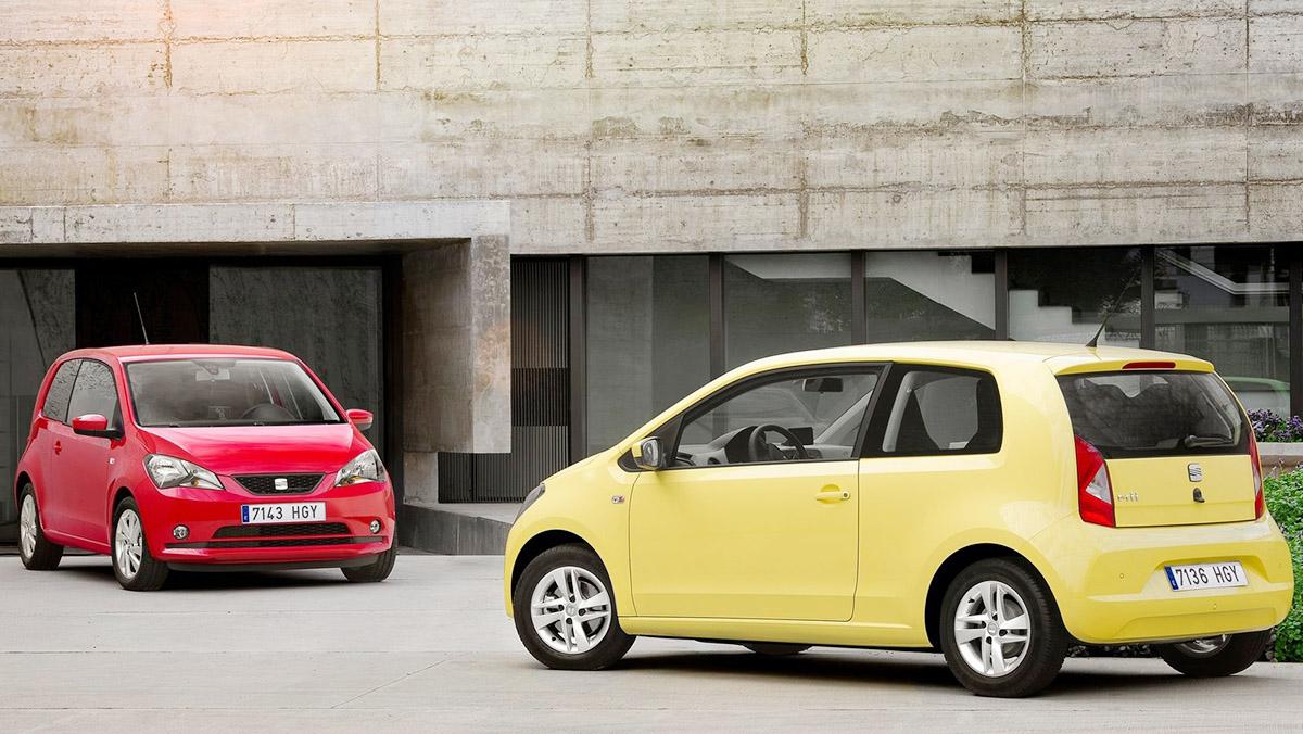 5 coches nuevos por menos de 10.000 euros - Seat Mii
