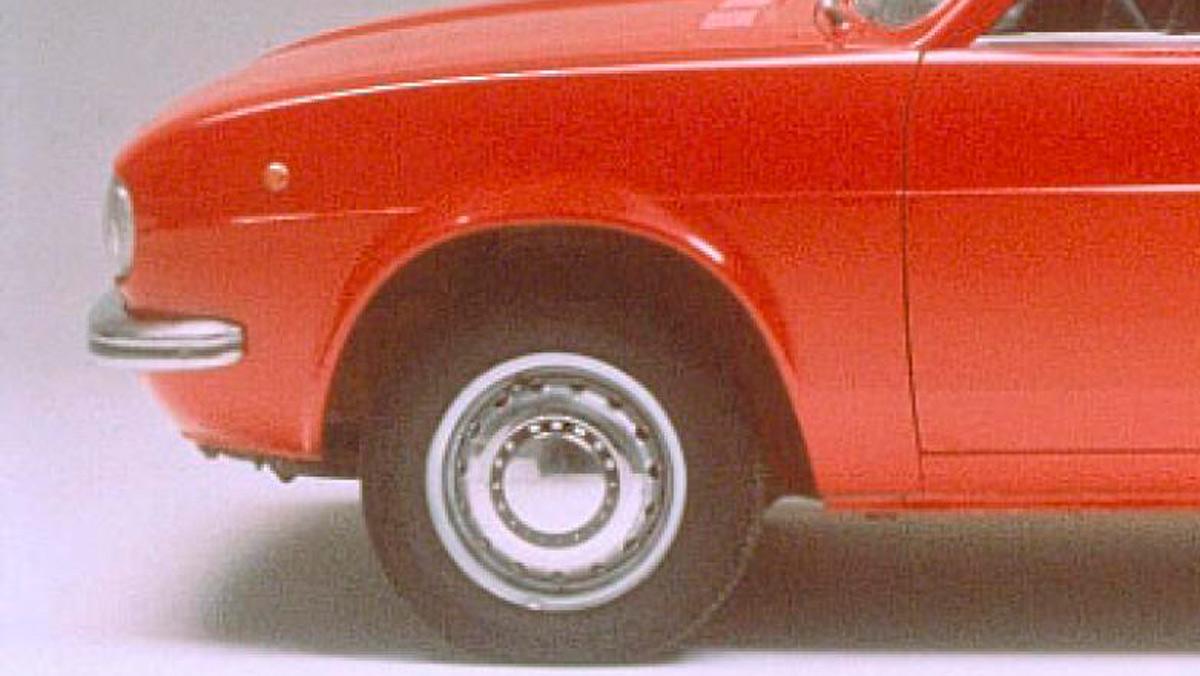 Coches con motor bóxer: Alfa Romeo Alfasud (I)