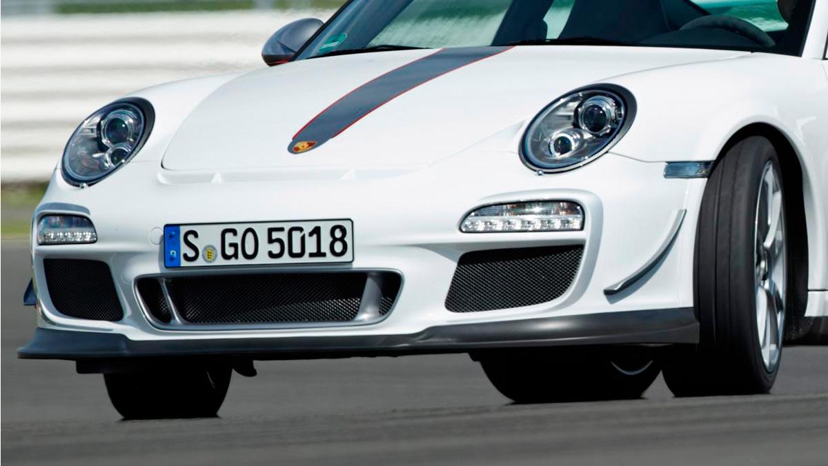 Coches con motor bóxer: Porsche 911 (997) GT3 RS 4.0 (I)