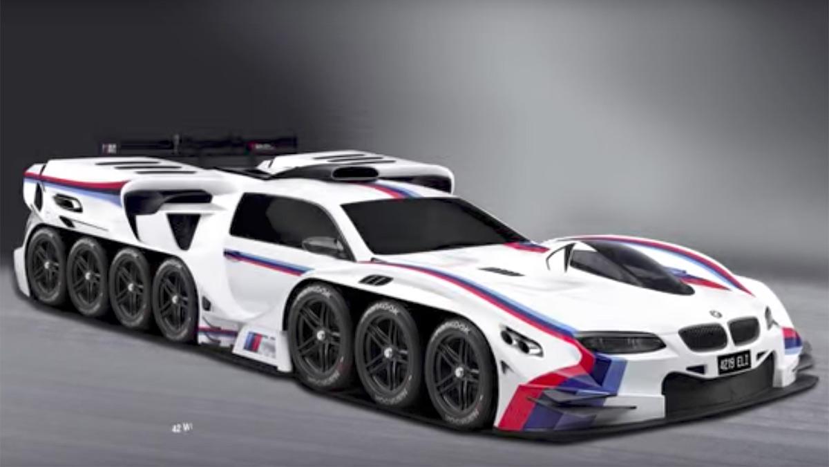 Coches raros: BMW 4219