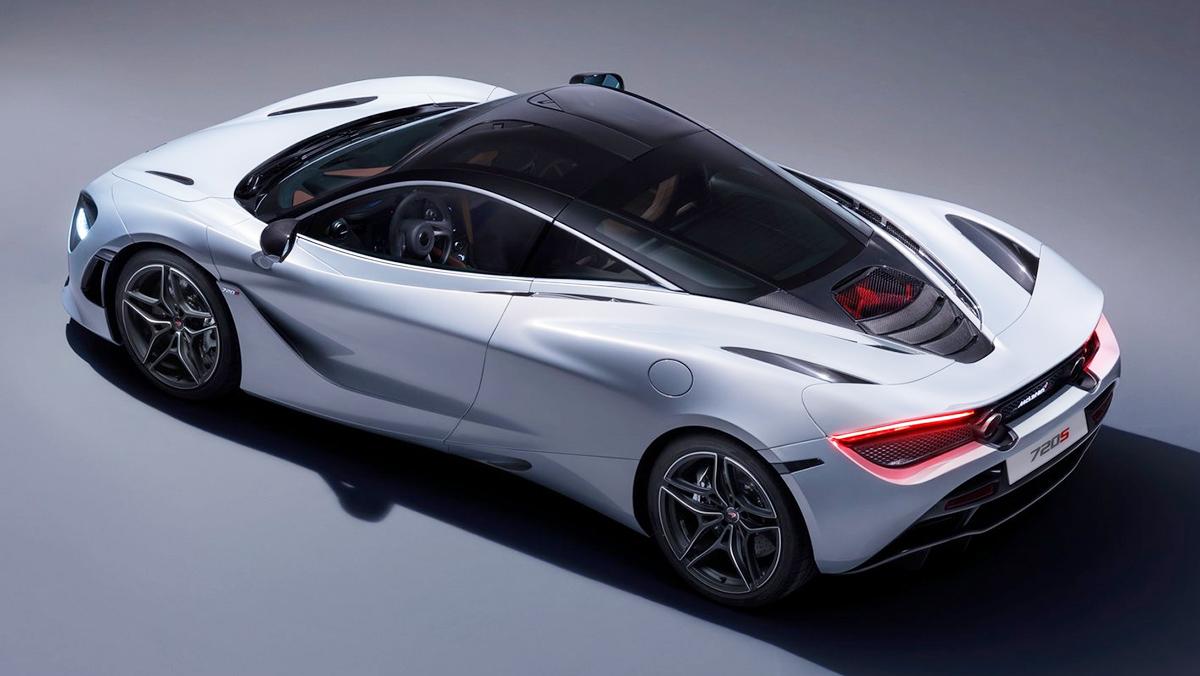 Los deportivos más elegantes de todos los tiempos - McLaren 720S