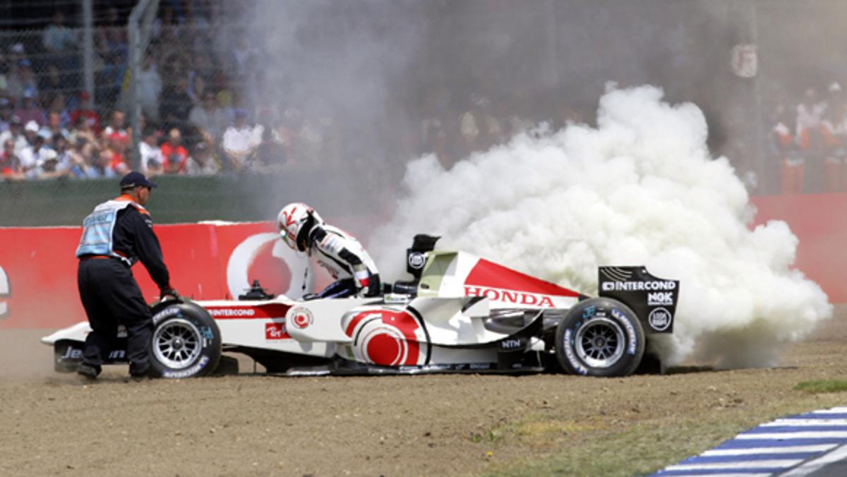 F1 failure