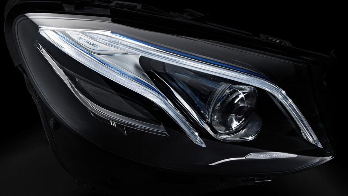 Innovaciones en los coches: faros (II)