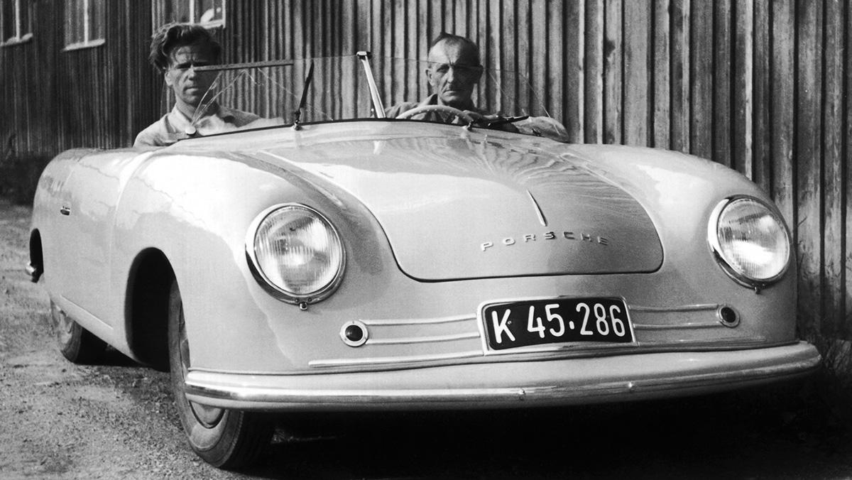 Los 7 mejores porsche de la historia topgear los mejores porsche de la historia porsche 356 no 1 roadster 1948 vanachro Choice Image