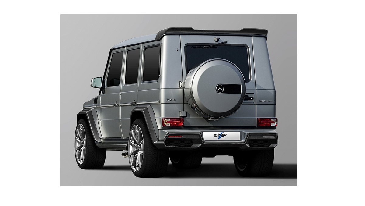 Mercedes Clase G RevoZport (II)