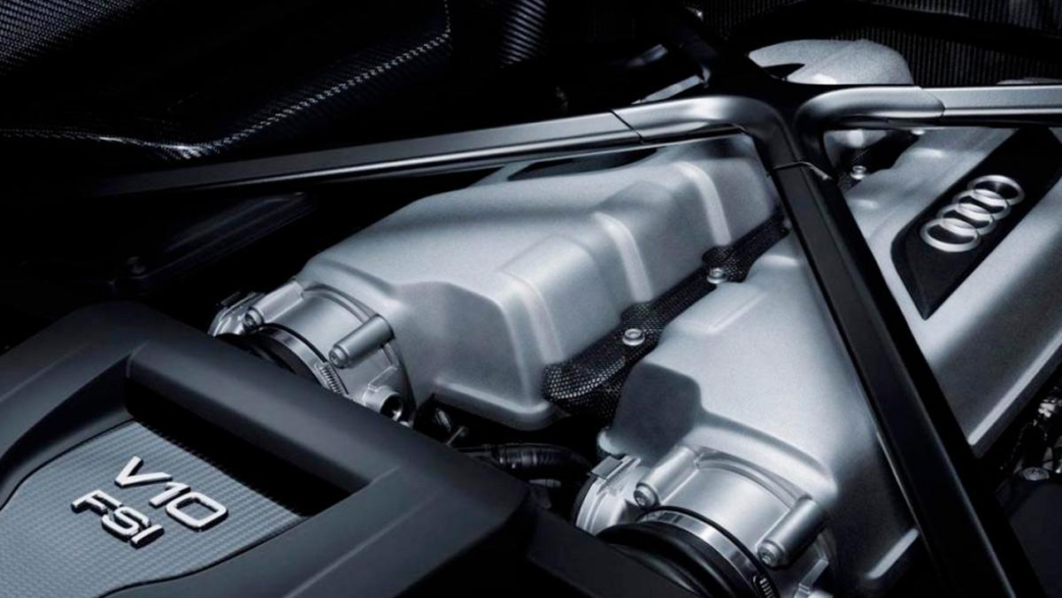 Motor Audi R8 Spyder V10 (II)