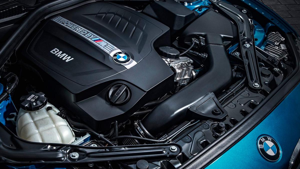 Motor BMW M2 (II)