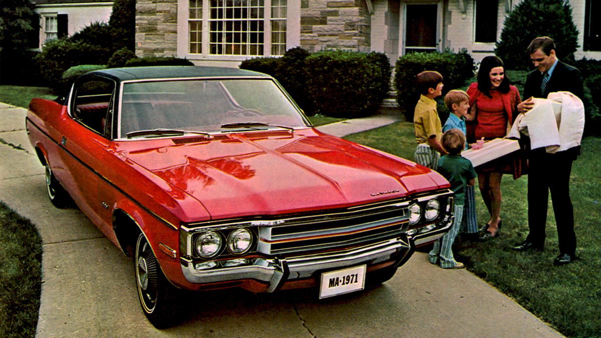 Muscle cars subestimados: AMC Matador (II)