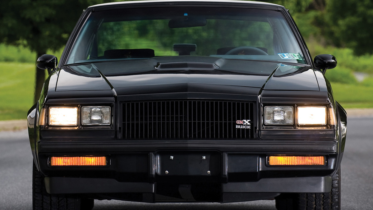 Muscle cars subestimados: Buick GNX (II)