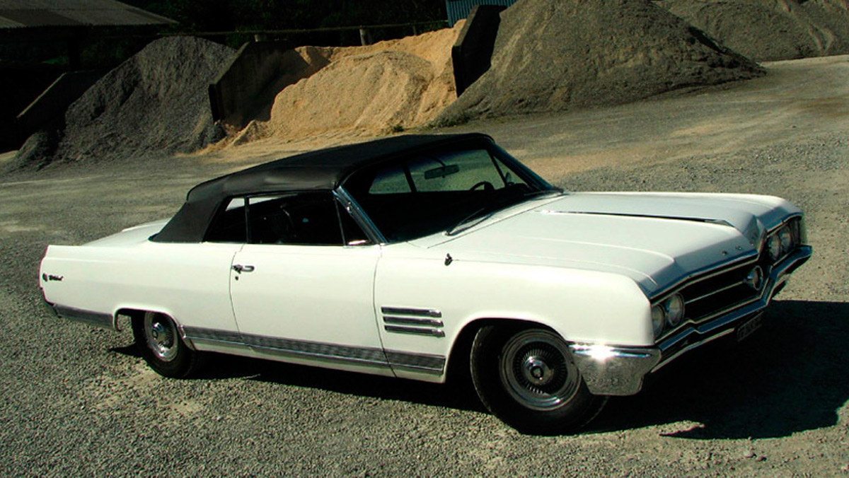 Muscle cars subestimados: Buick Wildcat (II)