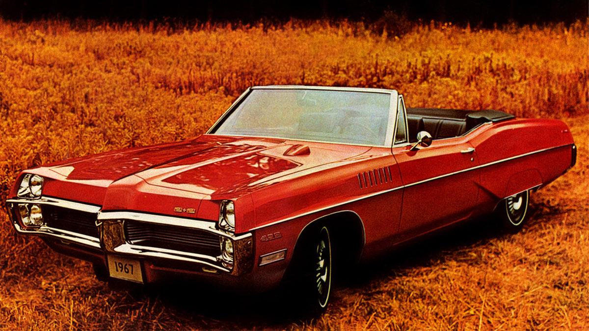 Muscle cars subestimados: Pontiac 2+2 (II)