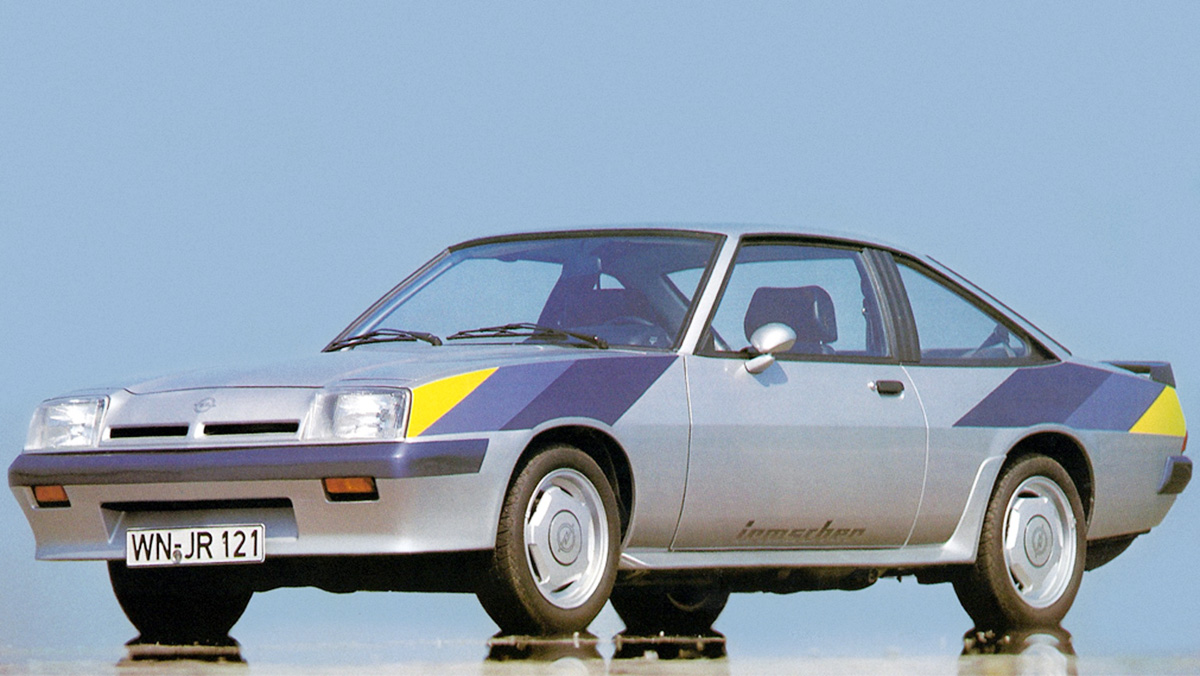 Opel Manta B i240 - 1984