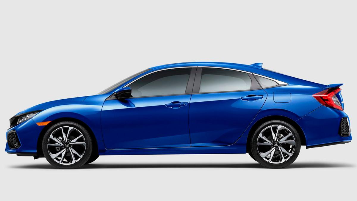 Rivales Mercedes Clase A Concept: Honda Civic Sedán (II)