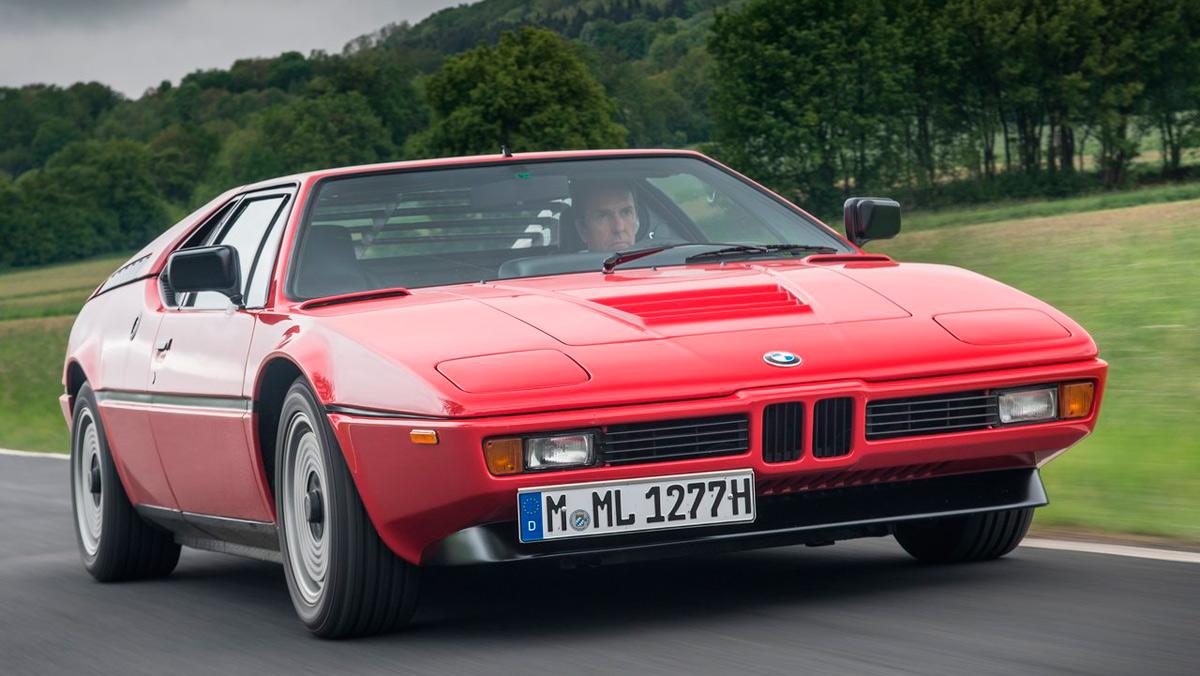 Superdeportivos: BMW M1 (II)