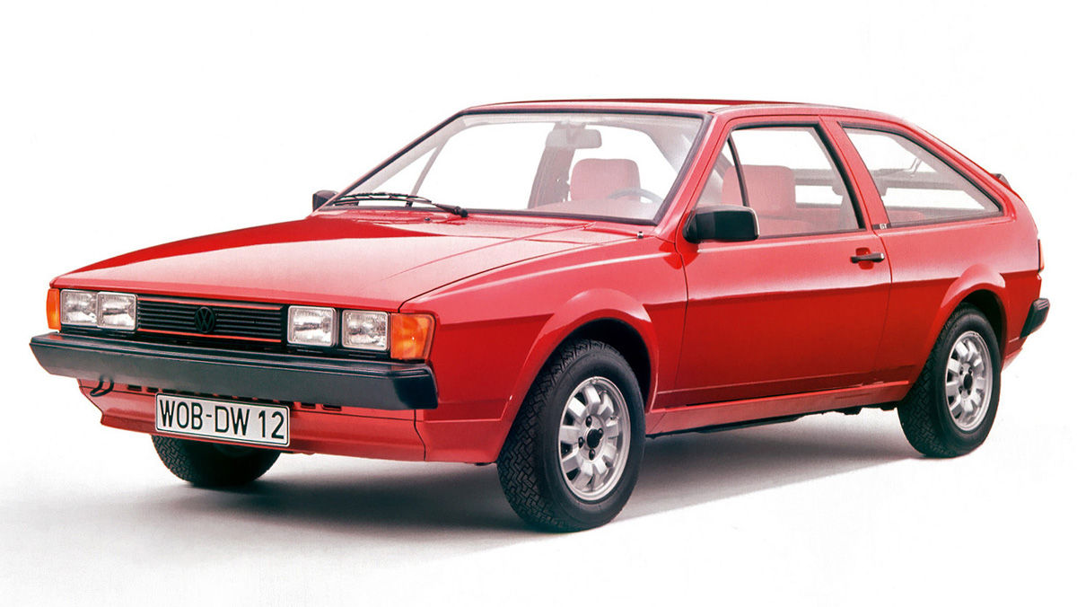 Volkswagen Scirocco de segunda generación
